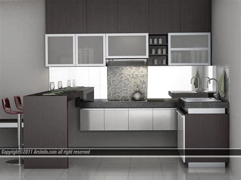 contoh desain dapur kotor contoh desain dapur dan kitchen set arsindo com