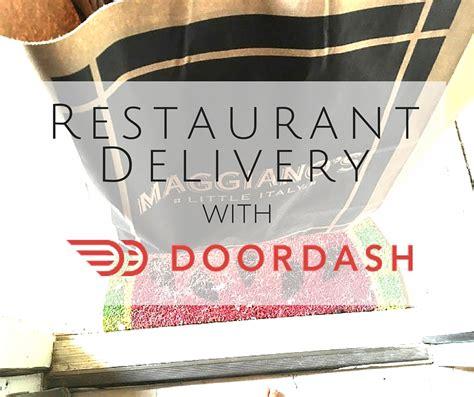 doordash restaurant service restaurant delivery with doordash dallas
