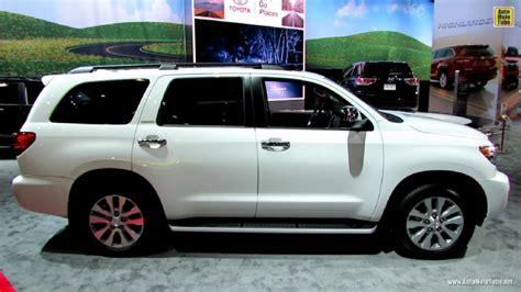 2014 Toyota Sequoia Limited 2014 Toyota Sequoia Limited At 2013 Los Angeles Auto Show