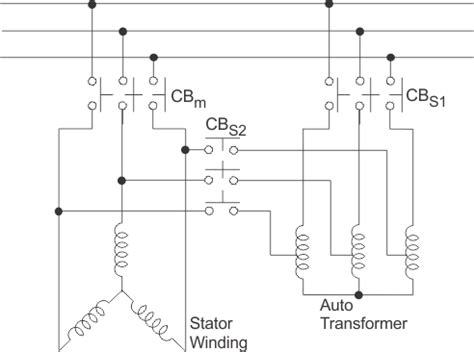 auto transformer wiring diagram motor wiring