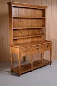 natural pine welsh dresser welsh antique pine potboard dresser antiques atlas