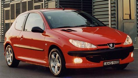 used peugeot 206 peugeot 206 used review 1999 2007 carsguide