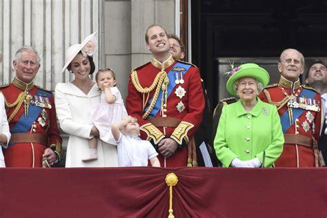 princess charlotte   debut  buckingham palace