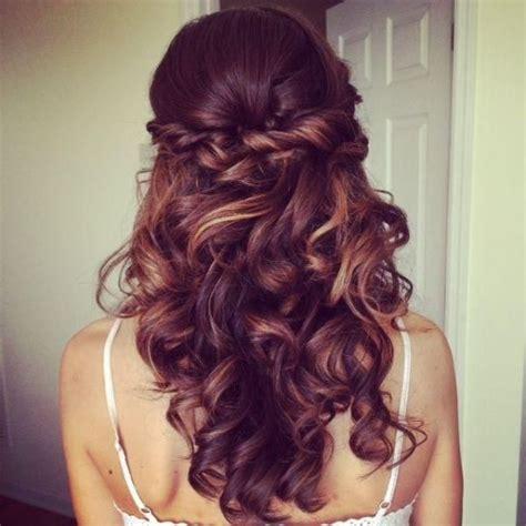 Half Pinned Hairstyles by Creative Braid Ponytails Hairstyles Braid Twist In Back