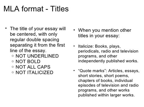 Title Of Books In Essay by Essay Titles In Quotes Or Underlined Articlessearchqu X