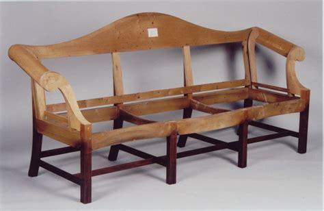 couch frame design newport camel back sofa