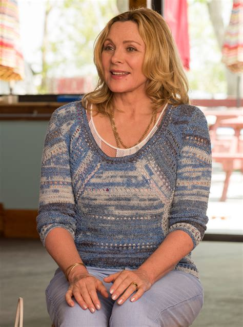kim cattrall kim cattrall talks beauty and diet secrets men and making