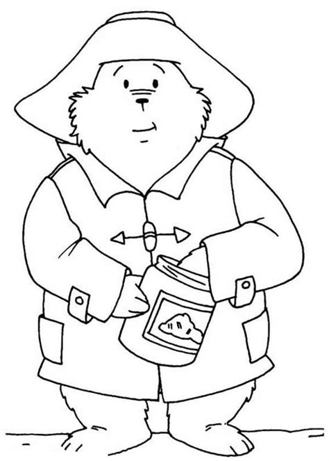Paddington Bear Coloring Pages To Download And Print For Free Paddington Coloring Pages