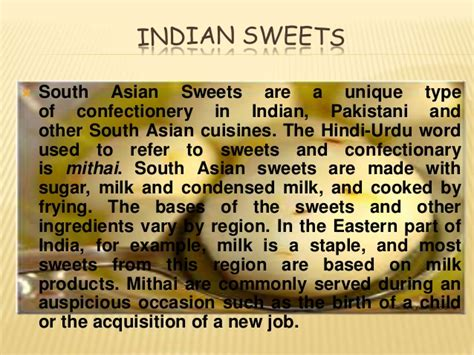 consumption pattern meaning in hindi sweets