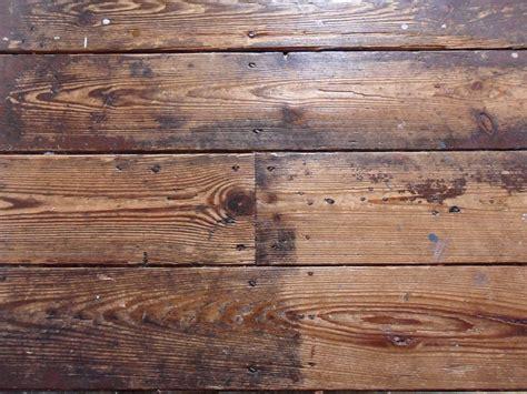 old wood flooring modern house