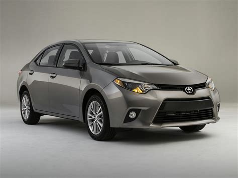 cars toyota 2016 2016 toyota corolla price photos reviews features