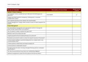 production checklist template implementation checklist hashdoc