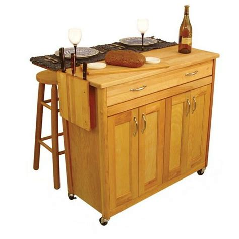 butcher block portable kitchen island best 25 moveable kitchen island ideas on