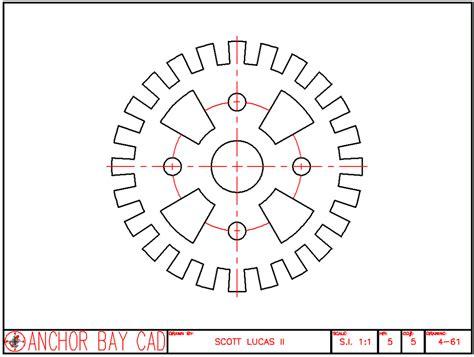 3d Drawing Website segment 3 2d drawing cad scott lucas ii cad portfolio