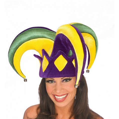 How To Make A Jester Hat Out Of Paper - geekshive rubie s costume co mardi gras royale jester hat