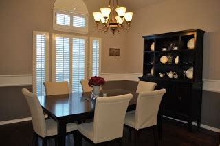 two tone dining room paint two tone dining room paint idea roomy