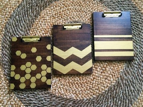 How To Decorate Clipboard by Diy Wooden Clipboards 183 How To Decorate A Clipboard 183 Home