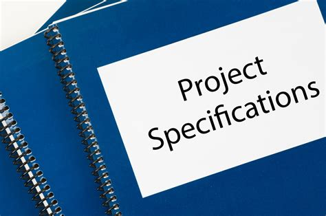 writing effective content project specifications books home total coating services