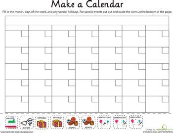 make a calendar 18 best images about calendar on