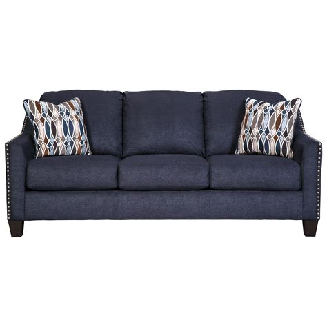 benchcraft sofa benchcraft by ashley creeal heights memory foam sofa