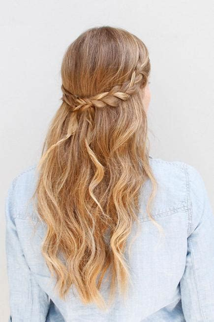 Easy Hairstyles For Haired by 35 And Easy Hairstyles For Haired