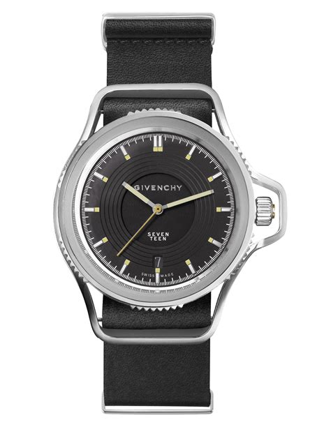 givenchy seventeen stainless steel in black lyst