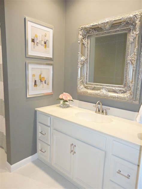 bathroom vanity renovation ideas livelovediy diy bathroom remodel on a budget