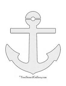 template anchor anchor stencil www pixshark images galleries with