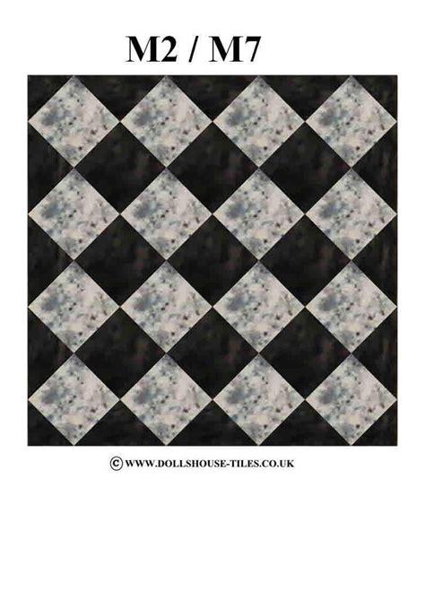 dolls house tiles dolls house miniatures flooring miniature floor tiles inch square tiles sf4 ebay