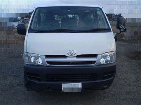 van toyota toyota hiace van photos reviews news specs buy car