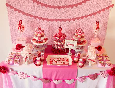 valentines day table amanda s parties to go valentines party table ideas