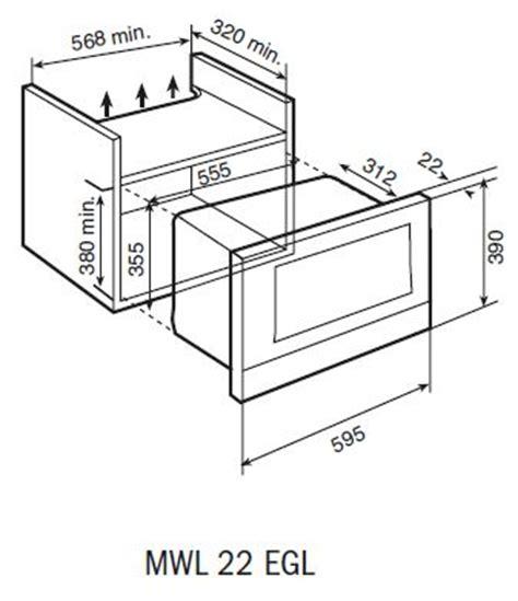 built in microwave cabinet dimensions teka mwl 22 egl built in microwave
