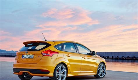 Ford St Lease Ford Focus St Personal Lease No Deposit Focus St 2 0tdci