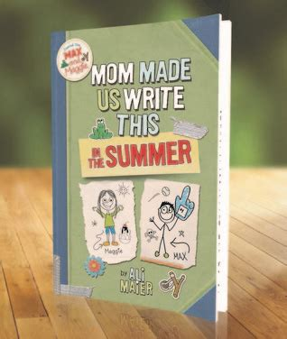 the summer that made us a novel made us write this in the summer by ali maier