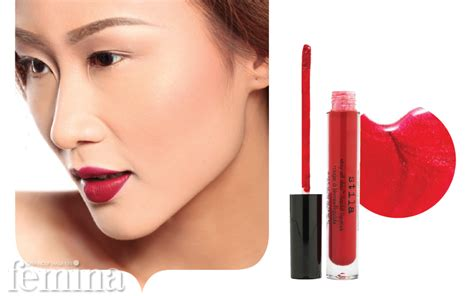 Lipstik Ysl Matte 3 warna lipstik merah merona