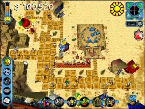 theme park inc theme park inc speedrun attempt 1 missions 16 17