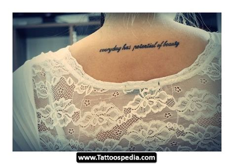 small quote tattoos tumblr quote tattoos tattoospedia