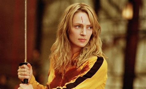 uma thurmans hair in kill bill revisit quentin tarantino s kill bill franchise break
