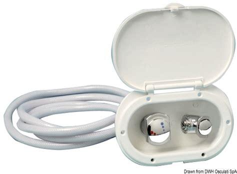 box doccia cromato osculati 15 240 30 box doccia cromato tubo pvc 2 5 m