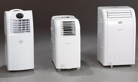 kross portable air conditioners groupon goods