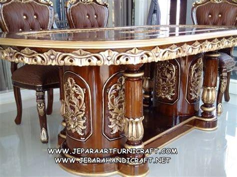 Meja Makan Ganesha jual meja kursi makan jati ganesha tokyo harga murah
