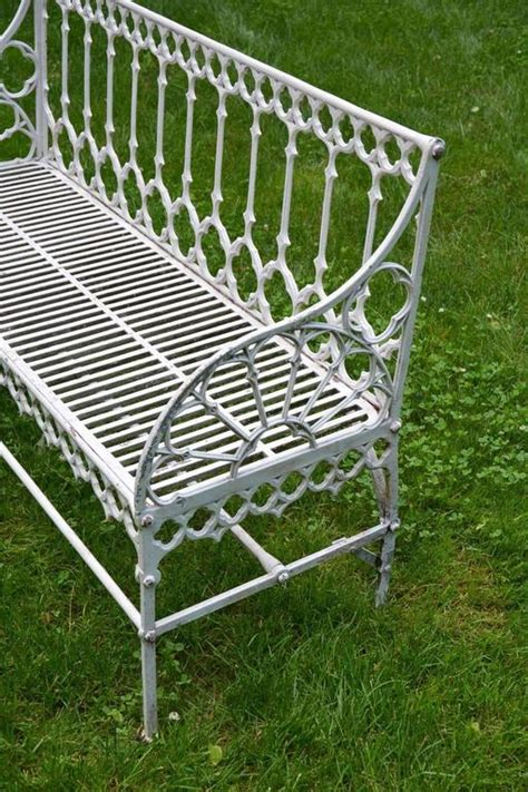 cast iron bench for sale cast iron gothic bench for sale at 1stdibs