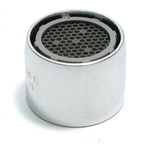 Where Is The Aerator On A Kitchen Faucet kitchen faucet aerator 1 5 gpm 5 7 l min plumb shop