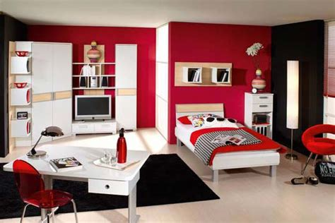 red and white girls bedroom girls bedroom ideas for your daughter