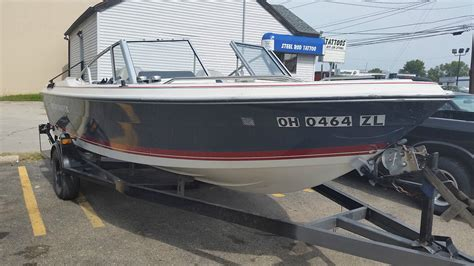 used starcraft boats on ebay starcraft medalist 1986 for sale for 500 boats from usa