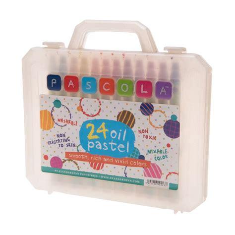 Faber Castell Hexagonal Pastel Crayon 24 Colours Warna jual crayon staedtler kualitas terbagus blibli