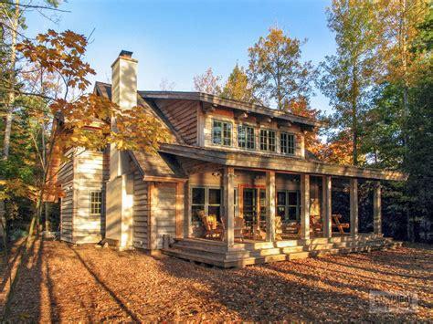 Wisconsin Door County Cabins by Quintessential Door County Cabin On Lake Michigan
