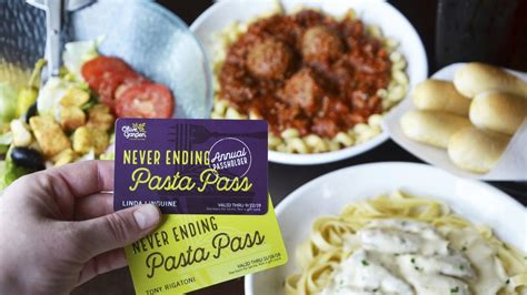 How To Get A Sold Out Olive Garden Never Ending Pasta Pass Today Olive Garden S Pasta Passes Again Sell Out In Seconds Orlando Sentinel