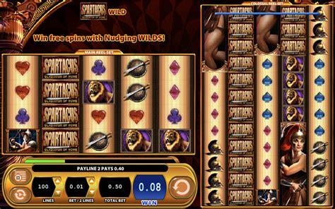 spartacus slot machine game  play