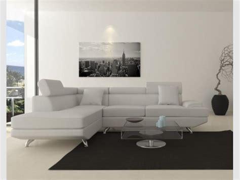 canape d angle cuir blanc pas cher photos canap 233 d angle cuir blanc pas cher
